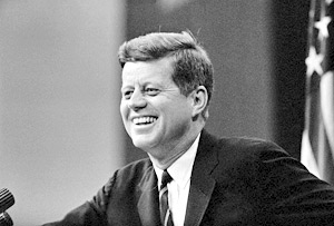 В США Джона Кеннеди считают самым «экстраординарным, великолепным президентом»