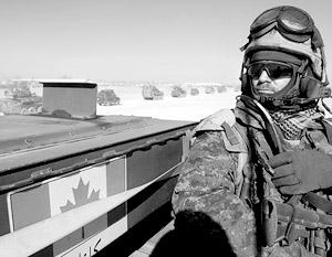Канадские военные подразделения начали масштабную операцию