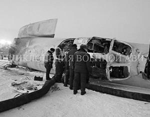 Доклад о катастрофе Ту-22М3 вскрыл новые обстоятельства