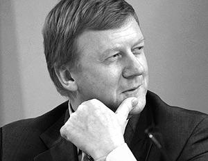 Не успел Анатолий Чубайс отдохнуть от РАО «ЕЭС», как ему было сделано новое предложение о работе