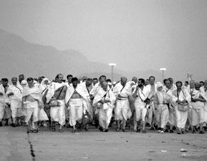 Инцидент произошел во время традиционного ритуала «побивания камнями шайтана» в рамках хаджа
