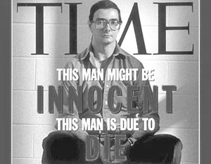 Обложка журнала Time с портретом Роджера Кейта Колемана
