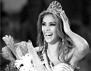 Победительницей признали 22-летнюю представительницу Венесуэлы Дайану Мендосу