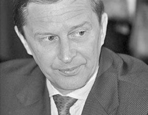Министр обороны России Сергей Иванов
