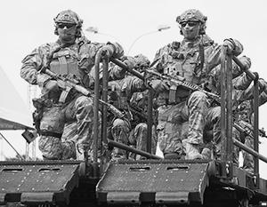 Бойцы польского спецназа успели понюхать пороху в Афганистане и Ираке
