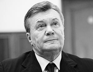 Пока политические враги старательно судили его в Киеве, в Москве Янукович развлекался игрой в теннис