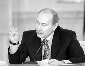 Владимир Путин провел совещание по вопросам стратегии жилищного строительства