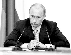 Владимир Путин публично потребовал ответа Игоря Сечина по сбоям поставок нефти в Чехию