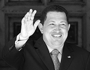 Уго Чавес считает, что Вашингтон хочет возродить «холодную войну» с Москвой