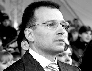 Глава федерального агентства по делам молодежи Василий Якеменко