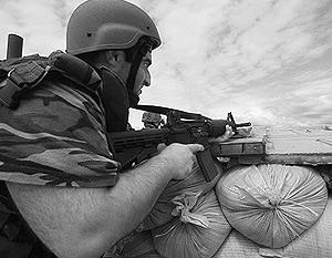 Власти Грузии официально объявили войну Южной Осетии