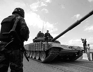 Для прекращения войны необходимы политические решения, не зависящие от военных
