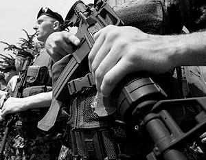 Эксперты полагают, что американцы поставляют Грузии оружие