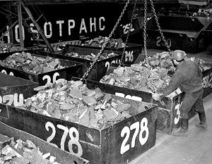 Группа «Мечел» – крупнейший в России производитель коксующегося угля