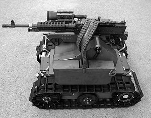 Через несколько лет армия Штатов на 30% будет состоять из роботов