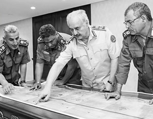 Фельдмаршал Хафтар не сумел захватить Триполи молниеносным ударом и перешел к долгой осаде