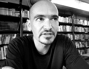 Писатель Алексей Евдокимов