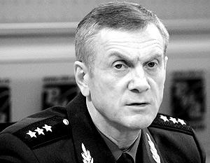 Заместитель начальника Генштаба ВС РФ Анатолий Ноговицын