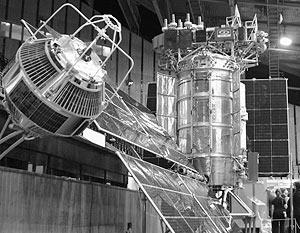 К 2012 году российская система глобальной космической навигации ГЛОНАСС будет покрывать весь земной шар