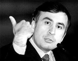 Пребывание Саакашвили во власти поставит под вопрос реализацию многих стратегически важных для Грузии проектов