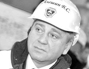 Глава Роспрома Борис Алешин