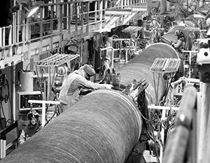 Санкции США против «Северного потока – 2» не в состоянии сорвать проект
