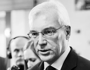 Александр Грушко «во многом разделяет» требования генсека СЕ Турбьерна Ягланда