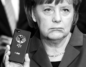 Ангеле Меркель не понравилось, что ей диктуют из-за океана, какой интернет-сетью пользоваться