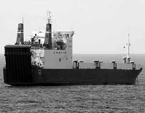 Поводом для экстренного заседания стал захват украинского судна «Фаина»