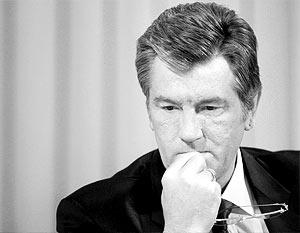 Виктор Ющенко фактически поставил точку в вопросе о возможности создания новой парламентской коалиции