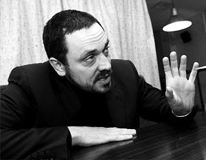 Член Общественной палаты России, ведущий Первого канала Максим Шевченко