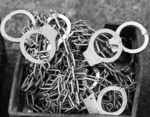 ФСИН закупила 220 комплектов браслетов вместе со всем необходимым оборудованием