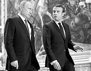 Макрон готовит ситуативный союз с Путиным для завоевания лидерства в ЕС, полагают аналитики