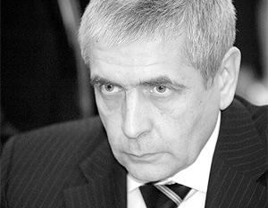 Замглавы Минфина Сергей Шаталов