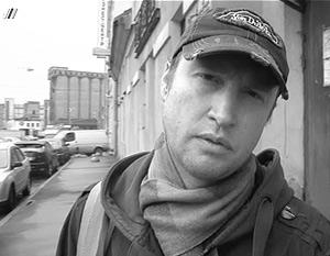 Лидер треш-шапито «КАЧ» Сергей Смирнов