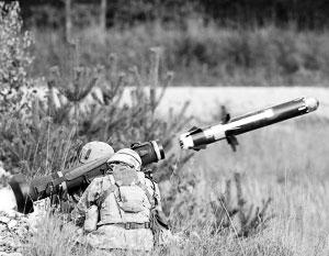 Появление американского оружия на Украине грозит обернуться катастрофой для мирного урегулирования конфликта в Донбассе
