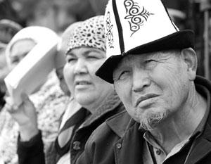 Киргизы и таджики до сих пор не могут поделить территории, которые достались им со времен СССР