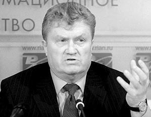 Заместитель председателя Думы, президент Российского газового общества Валерий Язев