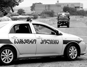 Грузинские полицейские могли запросто подорваться на собственных минах