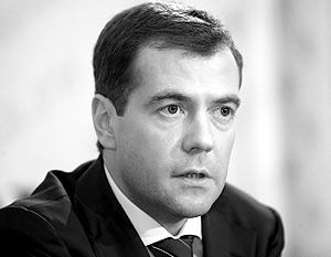 Дмитрий Медведев оказался недоволен действиями банков
