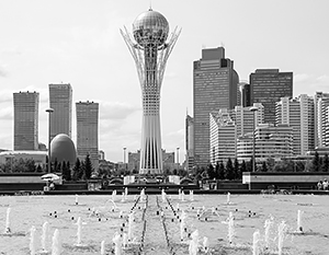 На самом деле, Центральная Азия – регион реально очень спокойный