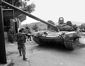 Украина поставила Грузии более ста боевых машин