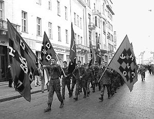 Беспорядки, которыми «козыряла» СБУ, пообещали организовать как раз националисты