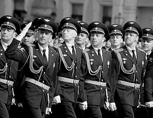 Численность Вооруженных сил РФ должна сократиться с 1,13 до 1 миллиона