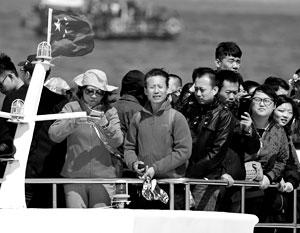 Наплыв китайских туристов спровоцировал панические настроения у местных жителей