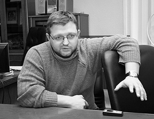 Бывший лидер «Союза правых сил» Никита Белых