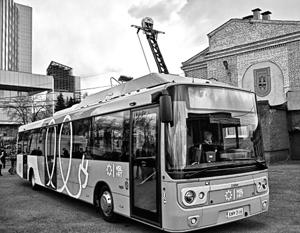 Финский электробус Linkker прошел успешную обкатку в Москве