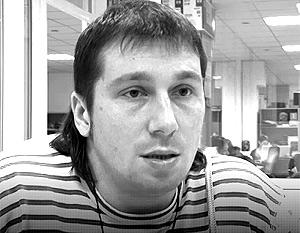 Глава московского отделения «Правого дела» Евгений Чичваркин