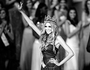 Мисс Мира 2008 стала россиянка Ксения Сухинова