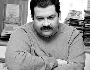 Известный российский писатель Сергей Лукьяненко